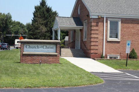 Camp Hill church of Christ